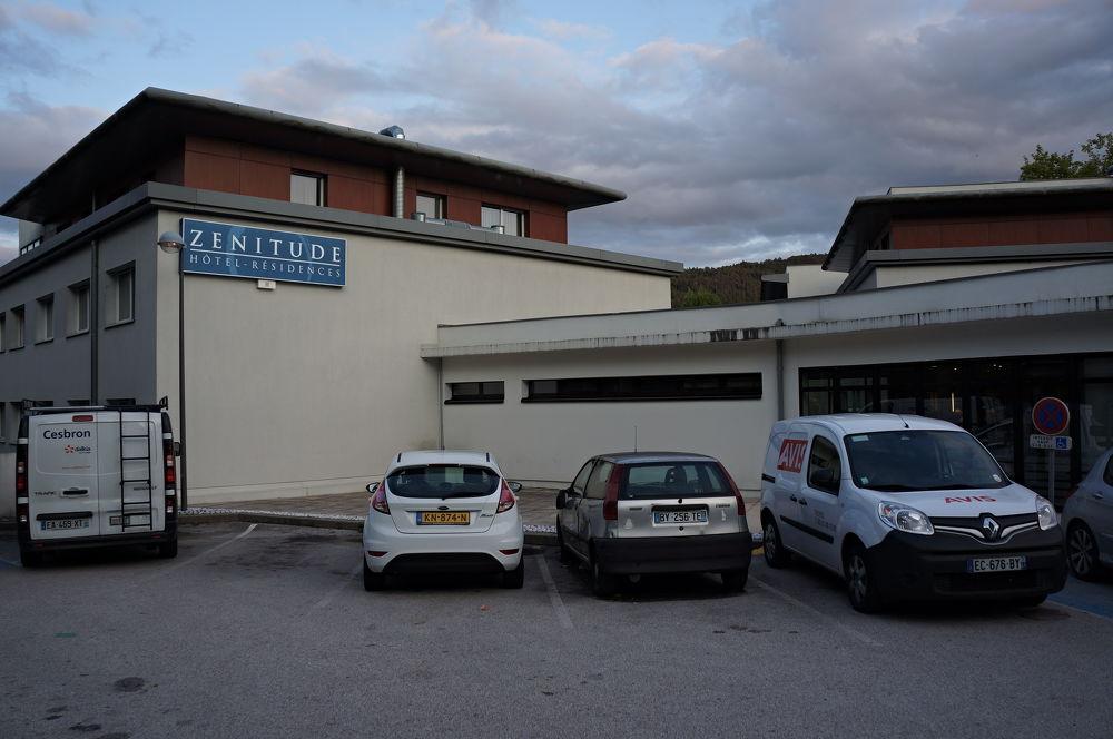 zenitude hotel annecy